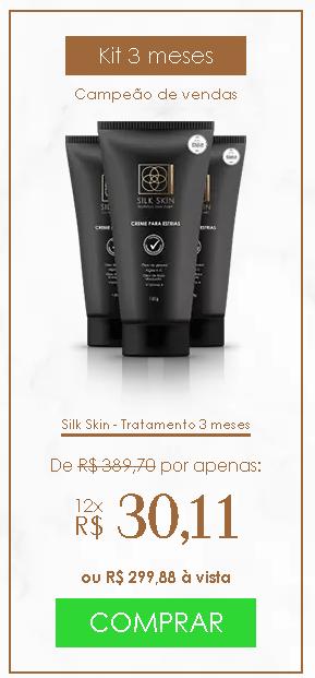 silk skin estrias